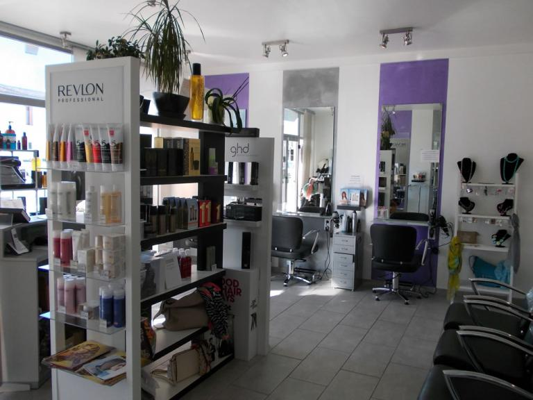 Le salon for Le salon coiffeur
